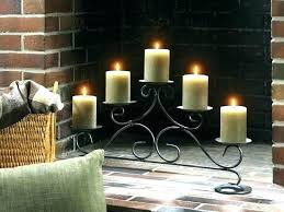 candle holders for fireplace mantel stand candelabra images the blog at fireplace candle ideas holders for mantel f