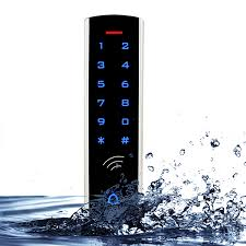 RFID <b>Touch Keypad</b> Access Control System Kit Door Lock 125KHz ...