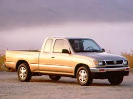 1996 Toyota Tacoma Xtracab   Pricing, Ratings & Reviews   Kelley ...