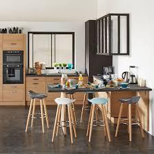 Table Haute Avec Tabouret Pour Cuisine Idée De Modèle De Cuisine