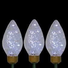 C9 Pathway Lights Northlight Lighted Led Jumbo C9 Bulb Christmas Pathway Marker Lawn Stakes In Clear Lights Set Of 3