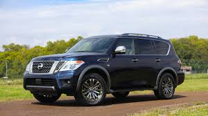 2018 nissan suv.  2018 2018 nissan armada platinum reserve introduced at state fair of texas photo  1  intended nissan suv