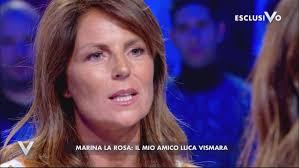 Marina La Rosa: il mio amico Luca Vismara - Verissimo Video