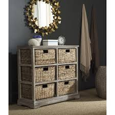 dresser with basket drawers. Safavieh Keenan Winter Melody Wicker Basket Storage Chest Inside Dresser With Drawers