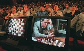 Výsledek obrázku pro Deep Blue Kasparov