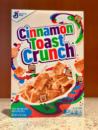 Cinnamon Toast Design Ottawa Cinnamon Toast Crunch Unlocks The Cinnaverse Experience To