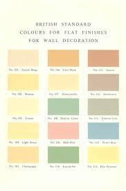 Snowcem Colour Chart Blog Patrick Baty Historical Paint Consultant Page 4