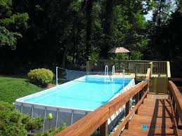 intex above ground pool decks. Beautiful Ground Intex Above Ground Swimming Pools The Best With Decks  Design And Ideas  In Intex Above Ground Pool Decks K