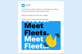 Twitter rolls out Fleets feature ...