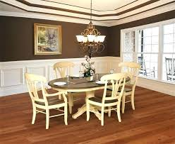 french country dining sets contemporary style white set round table contempo