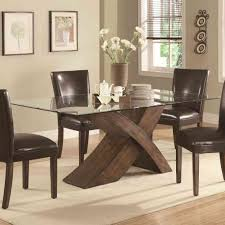 glass dining table base. Unique Classy Dining Table Bases For Glass Base