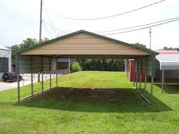 Carports Tin Carport Prices Steel Car Covers Carport With Garage
