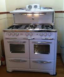 Antique Looking Kitchen Appliances Vintage And Classic Stoves Sales