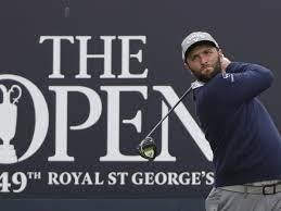 Golf is back on its prime UK platform ...