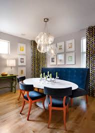 banquette dining set dining room contemporary with banquette blue candelabra curtains image dining banquette seating banquette dining room furniture