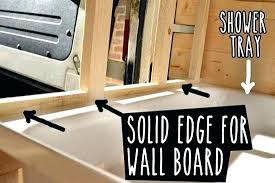 building a custom shower pan build your own shower build a shower pan bathroom shower tray