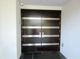 office entry doors. Contemporary Entry Doors Hand Crafted With Stainless Steel By Decoaluminium Office Entrance Building C