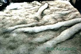 wolf skin rug wolf skin rug fur small size of fake faux rugs for wolf