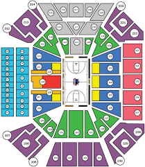 Wintrust Arena Seating Chart Concert Online Ticket Office Seating Charts