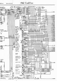automotive car wiring diagram page 129 wiring for 1962 cadillac 60 and 62 series part 1