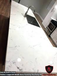 countertop refinishing kit reviews resurface kit another amazing kitchen coated with our resurfacing resurfacing kit resurface spreadstone