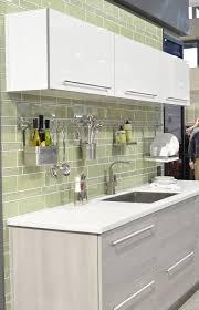Green Tile Backsplash Kitchen Backsplashes Glass Tile Backsplash Ideas Kitchen Backsplashes
