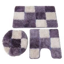 Purple Bathroom Accessories Set Bathroom Accessory Sets Clearance Bathroom Interior Design