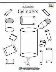 Sorting Shapes By Attributes Worksheets For Kindergarten Worksheet ...