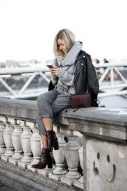 """Résultat de recherche d'images pour """"tenue mode degradés de gris"""""""