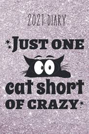 Crazy Cat Lady 2021 Diary: GAG GIFT FOR CAT LOVERS to keep track of  important dates, daily habits, monthly expenses and TO DO lists.:  Amazon.co.uk: Sunnyside Publishing: 9798562654748: Books