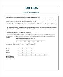 Auto Loan Agreement Form Free Download With Template Format In ...