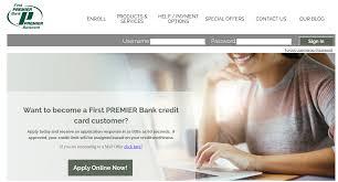 first premier bank platinum mastercard
