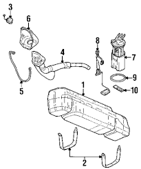 2000 gmc yukon parts diagram diagram