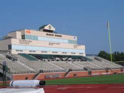 Missouri State University Football Stadium Seating Chart Bearcat Stadium Wikipedia
