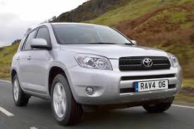rav4 2006 - CAR FROM JAPAN