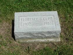 """Florence B. """"Flossie"""" Couch Cupp (1902-1983) - Find A Grave Memorial"""