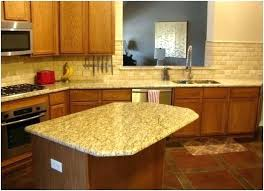 Backsplash For Santa Cecilia Granite Countertop Enchanting Santa Cecilia Granite Backsplash For Granite Santa Cecilia Granite