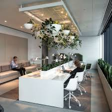 Relaxing Office Design