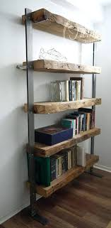 wood and metal shelves like this item wood wall shelves with metal brackets