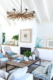 chandeliers beach cottage style chandeliers 25 chic beach house interior design ideas spotted on