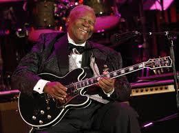 <b>B.B. King's</b> 'Lucille' guitar going up for auction