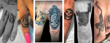 тату на пальцах Fingers Tattoo Body Modification Ezine Blog