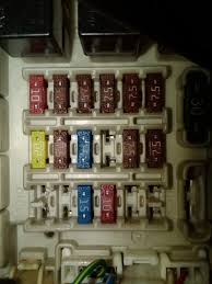 does anyone know what this fuse powers in the inside fuse box these arent my pics just using to show what fuse i am talking about