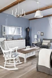 choosing rustic living room. 55 Striking Rustic Living Room Designs: Cool With Blue Interior ~ Qumania Choosing O
