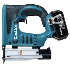 hitachi pin nailer. makita bpt351rfe lxt 18v li-ion cordless 23 gauge pin nailer (2 x 3ah hitachi /