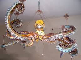 stained glass chandeliers tentacular stained glass chandelier regarding incredible house stained glass chandeliers prepare