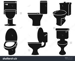 bathroom icons clipart best