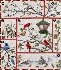 Audubon's Christmas Block of the Month – AQS Blog & The stunning Audubon's Christmas Quilt designed by Kathy McNeil is now  available as a block of the month. When you join you will receive a block  pattern ... Adamdwight.com