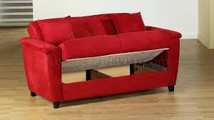 brilliant red sofa sleeper perfect living room design inspiration with designs leather