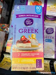 Dannon Light And Fit Limited Edition Dannon Light Fit Original Greek Summer Limited Release